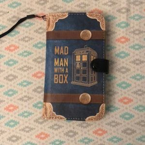 Accessories - Doctor who iPhone case